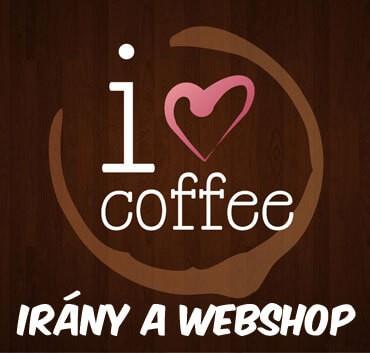 online kávé rendelés