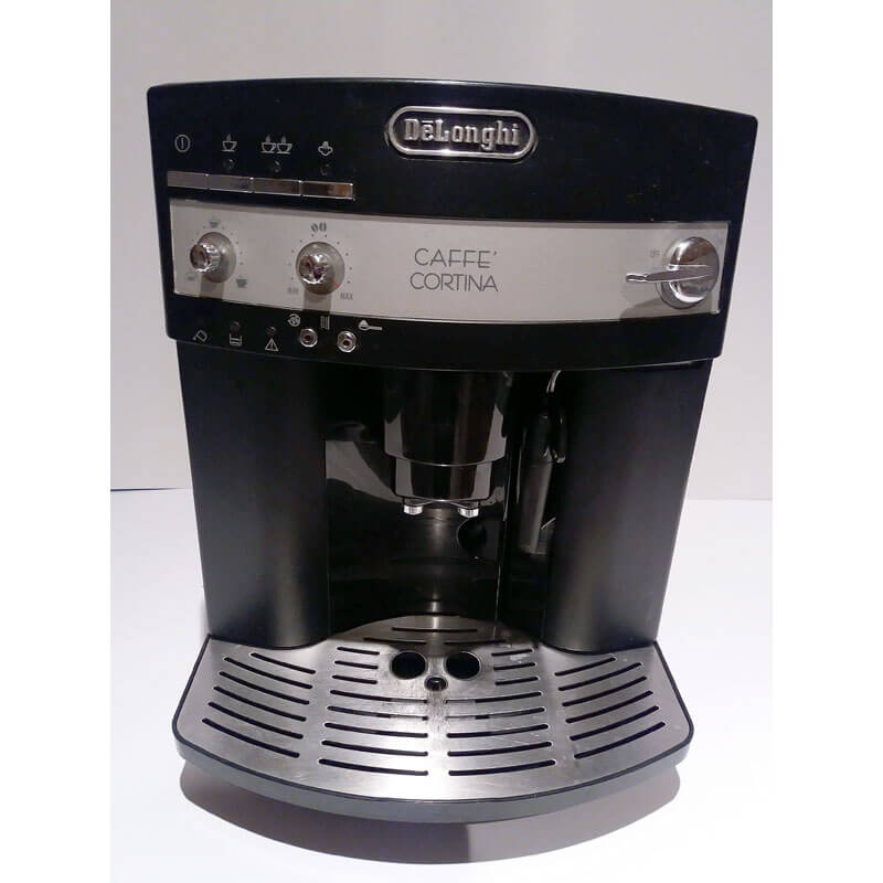 Delonghi Caffe Cortina YouTube